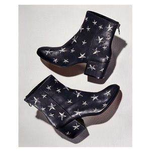 Dolce Vita Star Embroidered Boots